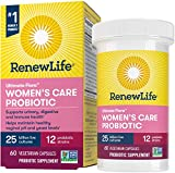 Renew Life Ultimate Flora Adult Ultimate Care Probiotic, 100 Billion, 30 Count; (Pack May Vary)