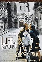 人生は美しい映画ポスタープリントサイズ約12X8インチ