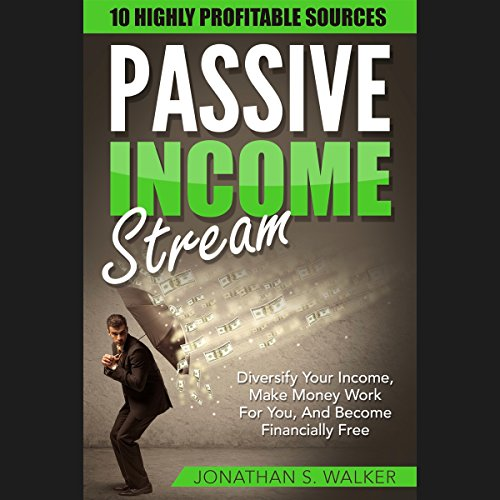 Passive Income Streams audiobook cover art