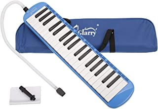 $20 » Festnight 37 Key Melodica Mouthpiece Bag Piano Style Pianica with Carrying Bag and Cleaning Cloth 37-Key Portable Melodica Blue
