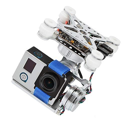 Xiangtat 3 Axis Brushless Gimbal Camera Mount & 32bit Storm32 Controller Broad for Gopro3 Gopro4 SJ4000 Xiaoyi Camera DIY FPV