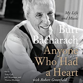 Anyone Who Had a Heart audiobook cover art