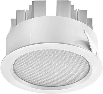Downlight-Lampe DL 220 SMD LED, 220 mm, 32 W, 4000 K, IP65, IK08, 2600 lm, Ra> 80, ABS-Körper, PC-Diffusor, Diffusortyp: PRM