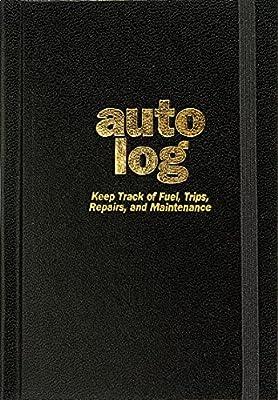 Auto Log Book by Peter Pauper Press