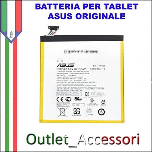 Interner Akku Original für Tablet Asus C11P1502 Zenpad ZEN PAD 10 P023 Z300 Z300CL Z300C Kurier Ersatzteil
