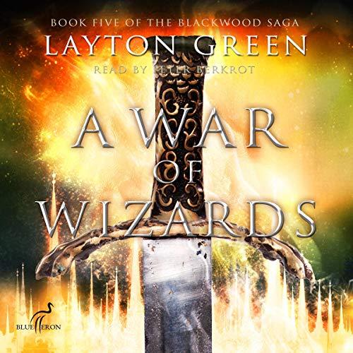 A War of Wizards cover art