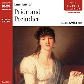 Pride and Prejudice                   By:                                                                                                                                 Jane Austen                               Narrated by:                                                                                                                                 Emilia Fox                      Length: 13 hrs and 2 mins     636 ratings     Overall 4.7
