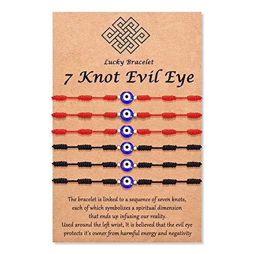 Tarsus Nazar Amulet Mal De Ojo Bracelet Bad Eye...