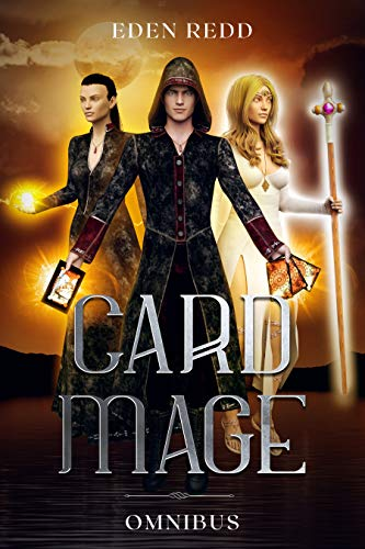 Card Mage: Omnibus: Books 1-3 of the Card Mage Series (English Edition)