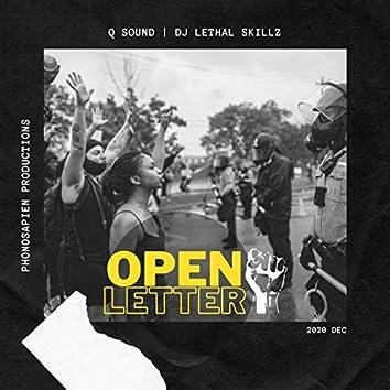 Open Letter (feat. Q Sound)