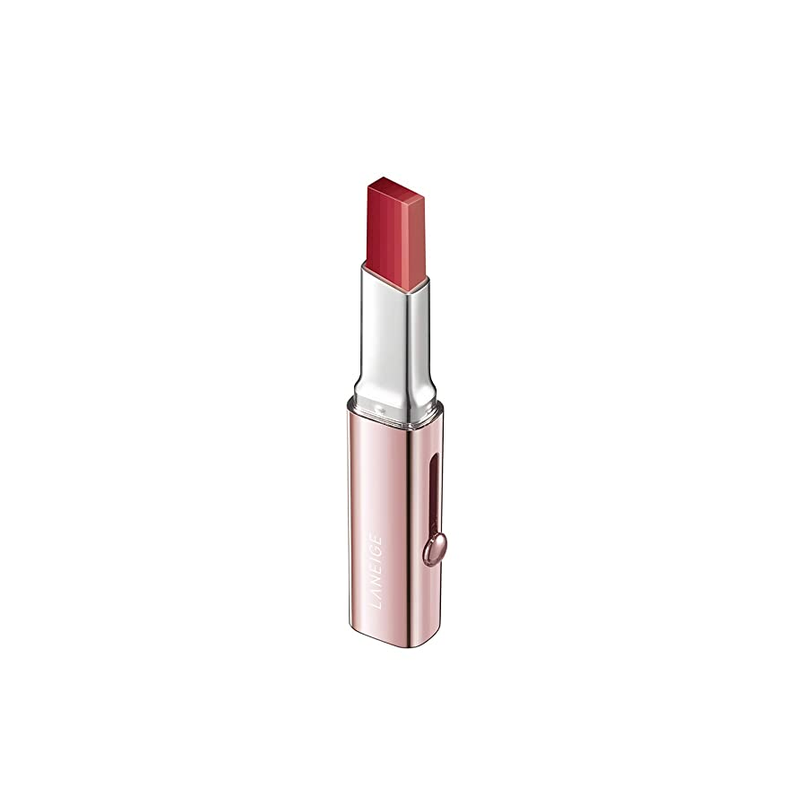 混乱させる少し望まない【ラネージュ】階層リップバー(1.9G)/ Layering Lip Bar-6つのカラーでのグラデーションカラー演出 (#11 MUDDY RED)