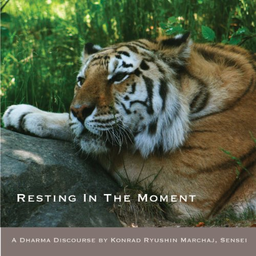 Resting in the Moment cover art