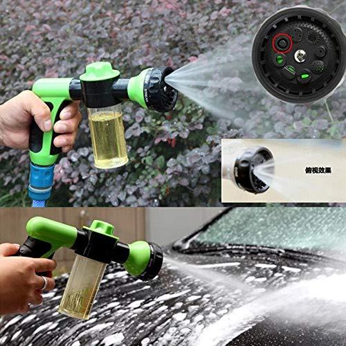 Auto Waschen Schaum Pistole Auto Reinigung Waschen Schnee Schäumer Lanze Auto Wasser Seife Shampoo Sprayer Spray Schaum für Auto