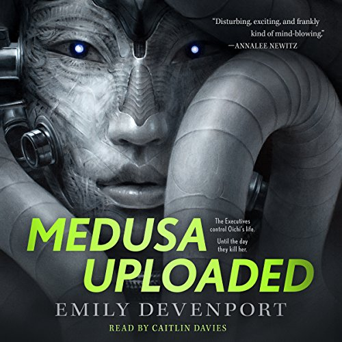 Couverture de Medusa Uploaded