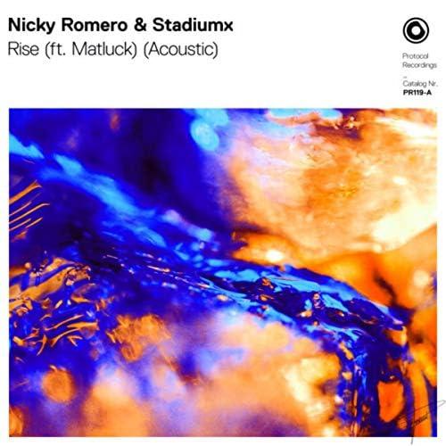 Nicky Romero & Stadiumx feat. Matluck