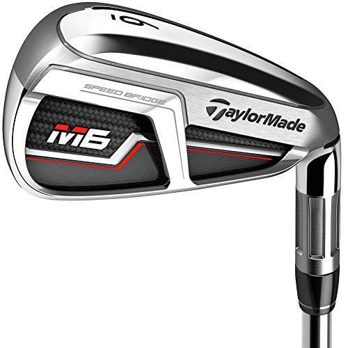 Buy TaylorMade Golf M6 Wedge, SW, Right Hand, Stiff Flex Shaft: KBS Max 85