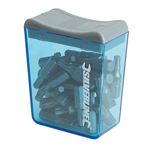 Silverline 766305 - Puntas Torx cromo-vanadio 6150, 30 pzas (T25)
