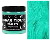 Lunar Tides Hair Dye - Beetle Pastel Mint Green Semi-Permanent Vegan Hair Color (4 fl oz / 118 ml)