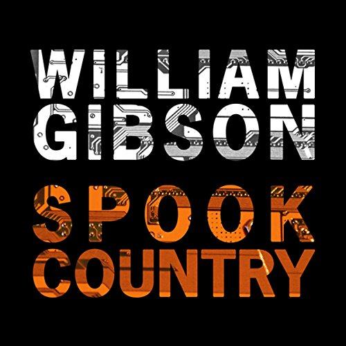Spook Country cover art