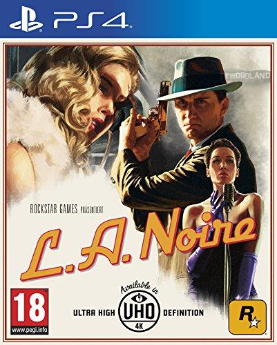 L.A. Noire - [AT-PEGI] - [PlayStation 4]