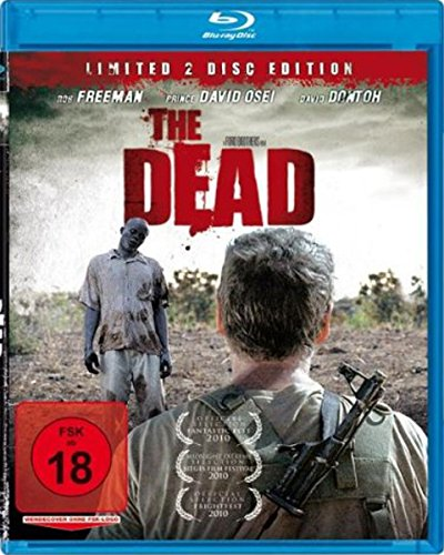 The Dead (Limited Edition) (+ DVD) [Blu-ray]