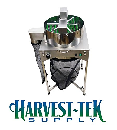 Why Choose HARVEST-TEK SUPPLY Automatic PRO-Cut Trimming Machine, Twisted Leaf PRO Trimmer