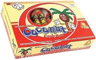 El Azteca Coconut Roll Display, 20-Count Packages (Pack of 2)