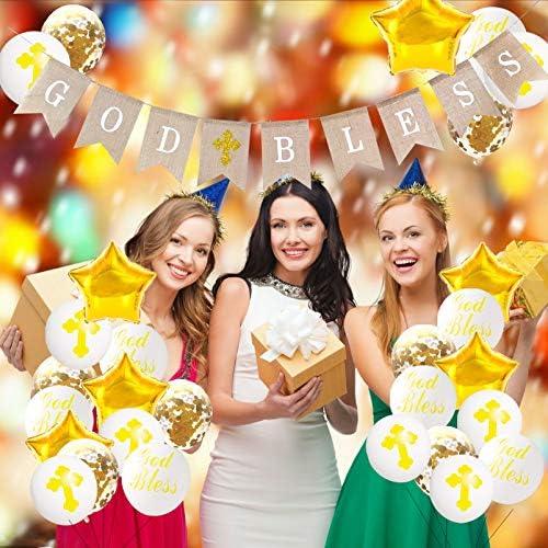Christening decorations girl _image0