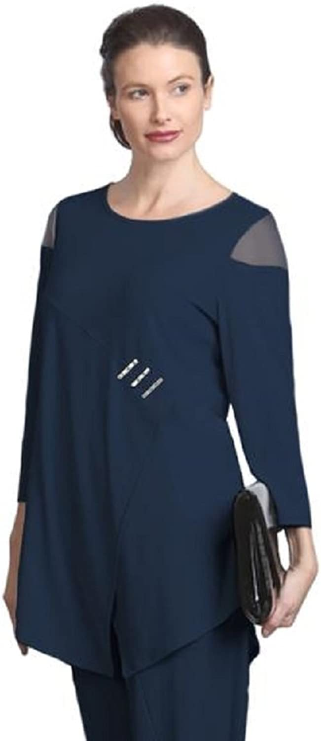 IC Collection Tunic in Navy  2953
