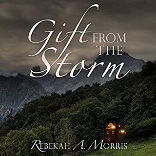 Gift from the Storm                   By:                                                                                                                                 Rebekah Morris                               Narrated by:                                                                                                                                 Shawn Saavedra                      Length: 6 hrs and 38 mins     9 ratings     Overall 3.9