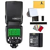 Godox V860II-O TTL Blitz HSS 2.4G Li-on Batterie Kamera Blitz Speedlite für Olympus E-M10II E-PL1 E-PL7 E-PL3 E-PL3 Pen-F Kamera Panasonic DMC-CX85 DMC-G7 DMC-GF1 DMC-LX100 DMC-G85 DSLR Kamera -
