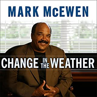 Change in the Weather audiobook cover art