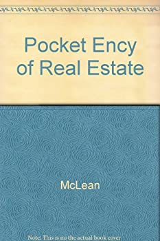 Pocket Encyclopedia of Real Estate 0809256711 Book Cover