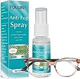 Spray Anti Buée Lunettes de Vue,Sprays Anti-buée,Anti-fog Spray,Spray Anti-buée pour Lunettes de Natation,pour lunettes, Masques de Ski,Miroirs