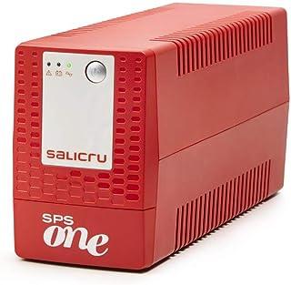 alarmas c/ámaras etc ★★★★★ Mini UPS o Mini SAI con bater/ía Interna de Gran Capacidad y Salidas 5V+12V.★★★★★ V/álido para routers