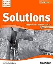 Solutions Upper-Intermediate. Workbook CD Pack 2nd Edition