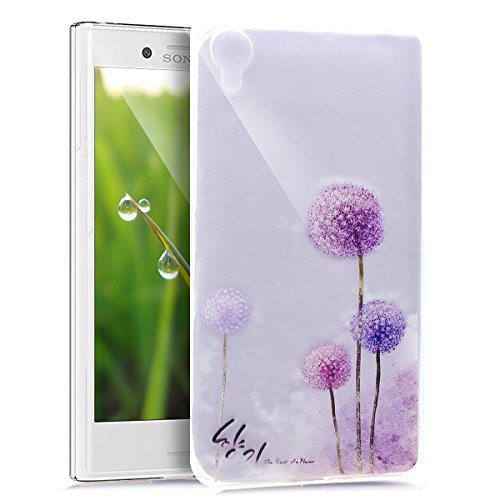 Cover Sony Xperia X Performance,Cover Sony Xperia X Performance,Custodia Sony Xperia X Performance Cover,Sony Xperia X P umper Case Custodia Cover per Sony Xperia X Performance,modello dente di leone