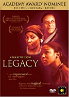 Legacy [DVD] [Import]