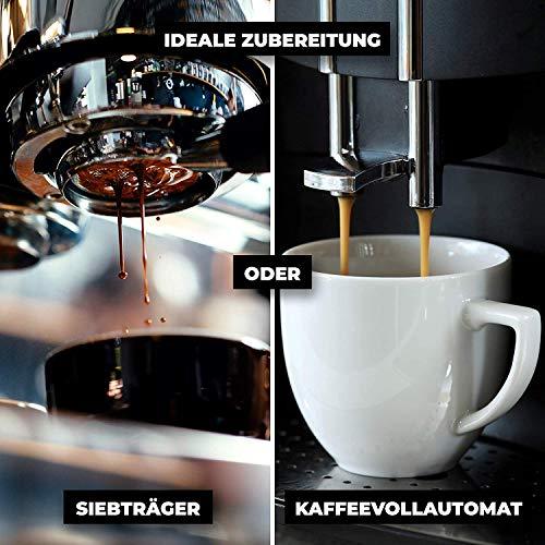 HAPPY COFFEE Bio Espressobohnen 1kg [Chiapas] I Frische fair-trade Kaffeebohnen direkt aus Mexiko I Arabica Kaffee ganze Bohnen I Ideal für Vollautomat und Siebträger - 6