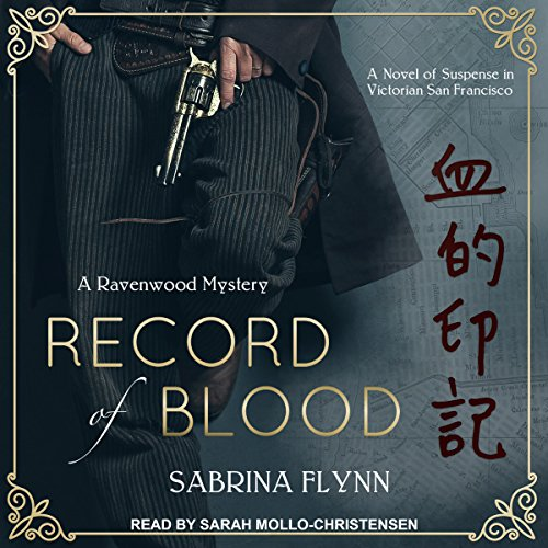 Record of Blood audiobook cover art