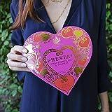 Prestat Caja De Bombones Con Forma De Corazón, Surtido De 14 Pralinés - 185 Gramos