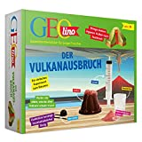 FRANZIS GEOlino Der Vulkanausbruch | Bringe Deinen eigenen Vulkan zum Ausbruch | Ideal als Einstieg in die Chemie | Ab 8 Jahren