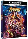 Avengers Infinity War 4K (2 Blu Ray)