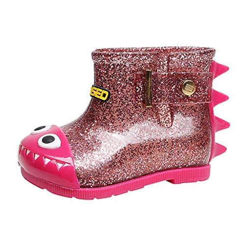 FELZ Botas De Lluvia Impermeables para Dinosaurios Infantiles Calzado Deportivo Bebe Zapatillas Bebe Niña Niño Primeros Pasos Booties Casual Shoes