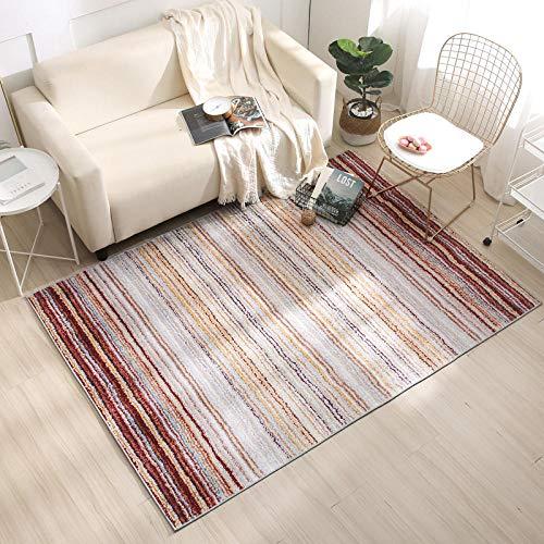 PANGLDT tapijten woonkamer grote tapijt -Europese minimalistische salontafel mat 5 tapijt anti slip ondervloer slaapkamer kinderen gang tapijt