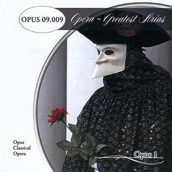 Opera - Greatest Arias