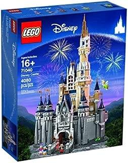 ※限定 ミニフィグ 1体おまけ付き レゴ(LEGO) ディズニーシンデレラ城 Disney World Cinderella Castle 71040【国内正規品】