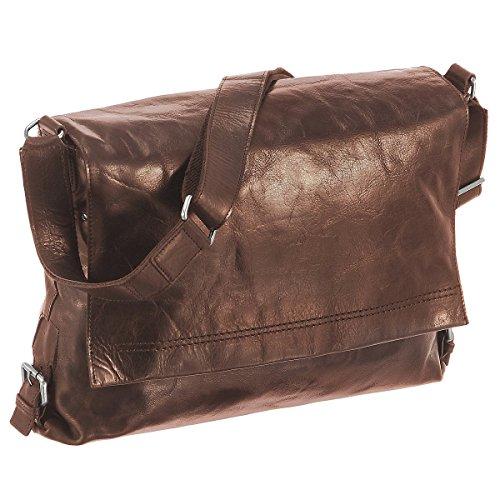Harold's Saddle borsa a tracolla pelle 38 cm marrone