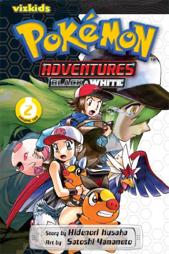 Pokémon Adventures: Black and White, Vol. 2 (2)
