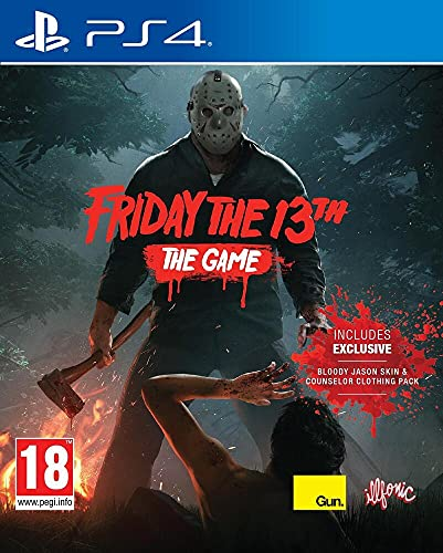 Friday the 13th: The Game PS4 - PlayStation 4 [Edizione: Francia]
